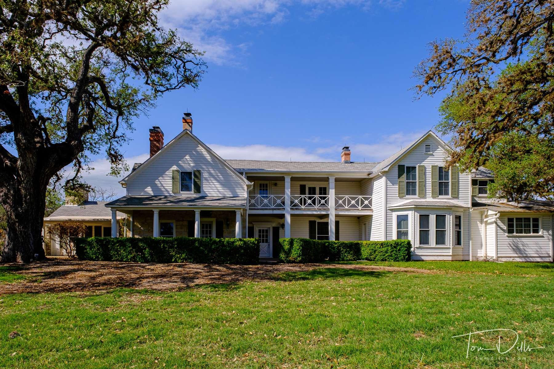 Lyndon B. Johnson National Historical Park near Johnson City, Texas