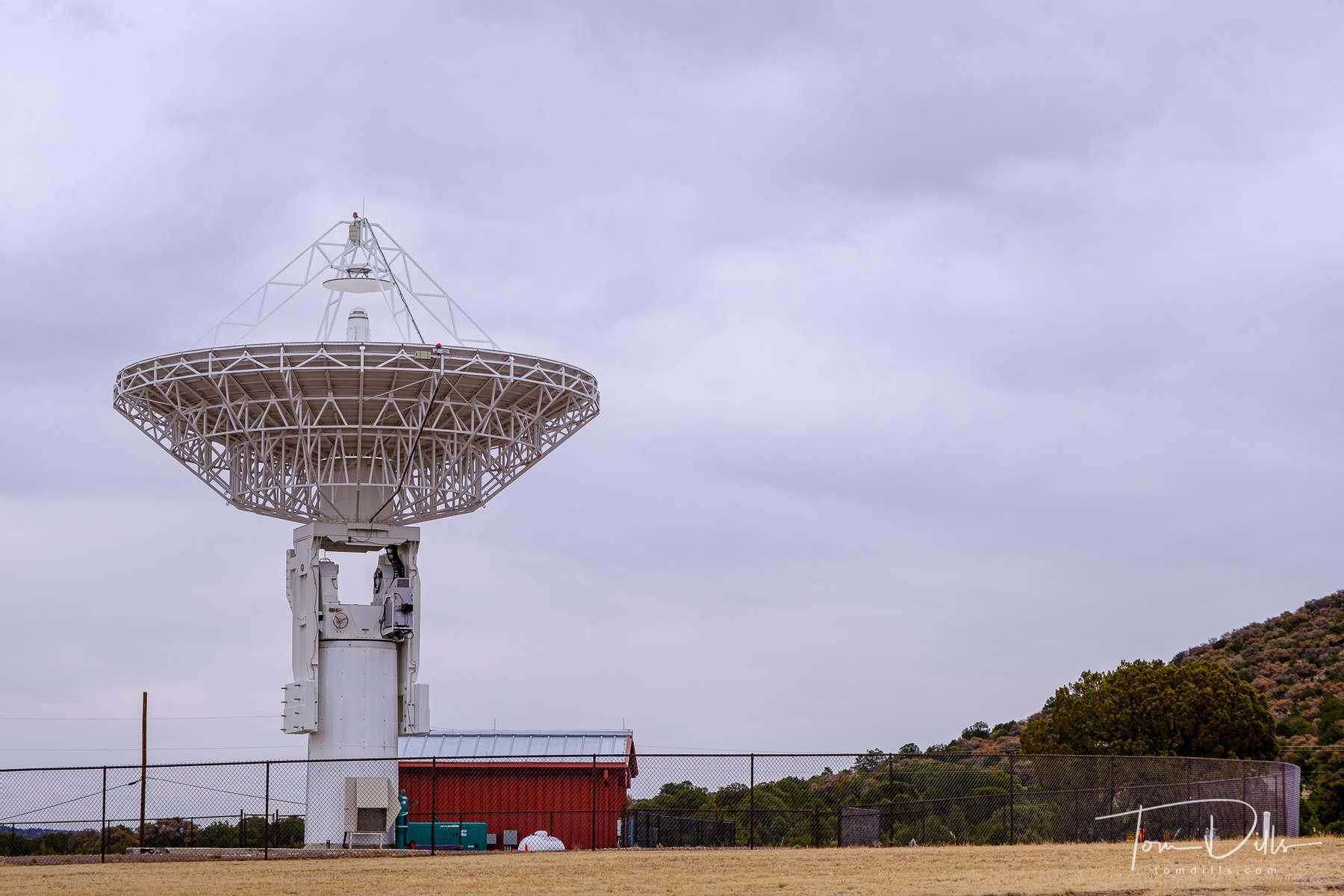 McDonald Observatory near Fort Davis, Texas