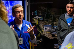 Bus tour of the Marshall Space Flight Center at the US Space & Rocket Center in Huntsville, Alabama