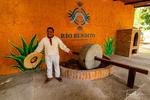 Rio Bendito tequila distillery in Puerto Vallarta Mexico