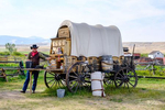 Grant-Kohrs Ranch National Historic Site near Deer Lodge, Montana