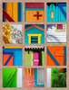 selected images from various caribbean islands, printed as a 3x4 grid on 28x37{quote} canvas for a home in charlotte