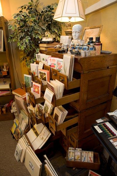 DK Puttyroot, a handmade paper store