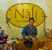 Seyl Park, owner of Nali Outdoor Wear