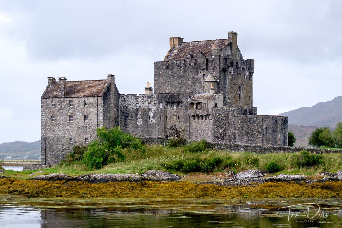 Eilean Donan Castle, Dornie, Kyle of Lochalsh, Scotland