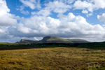 View from the A87 on the Trotternish Peninsula, Isle of Skye, Scotland