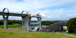 Our visit to The Falkirk Wheel in Falkirk, Scotland