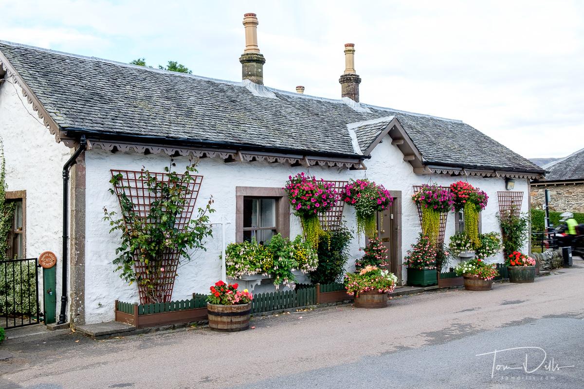 Village of Luss, Scotland