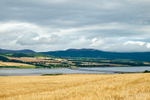 View across the Cromartie Firth on the A9 north of Inverness