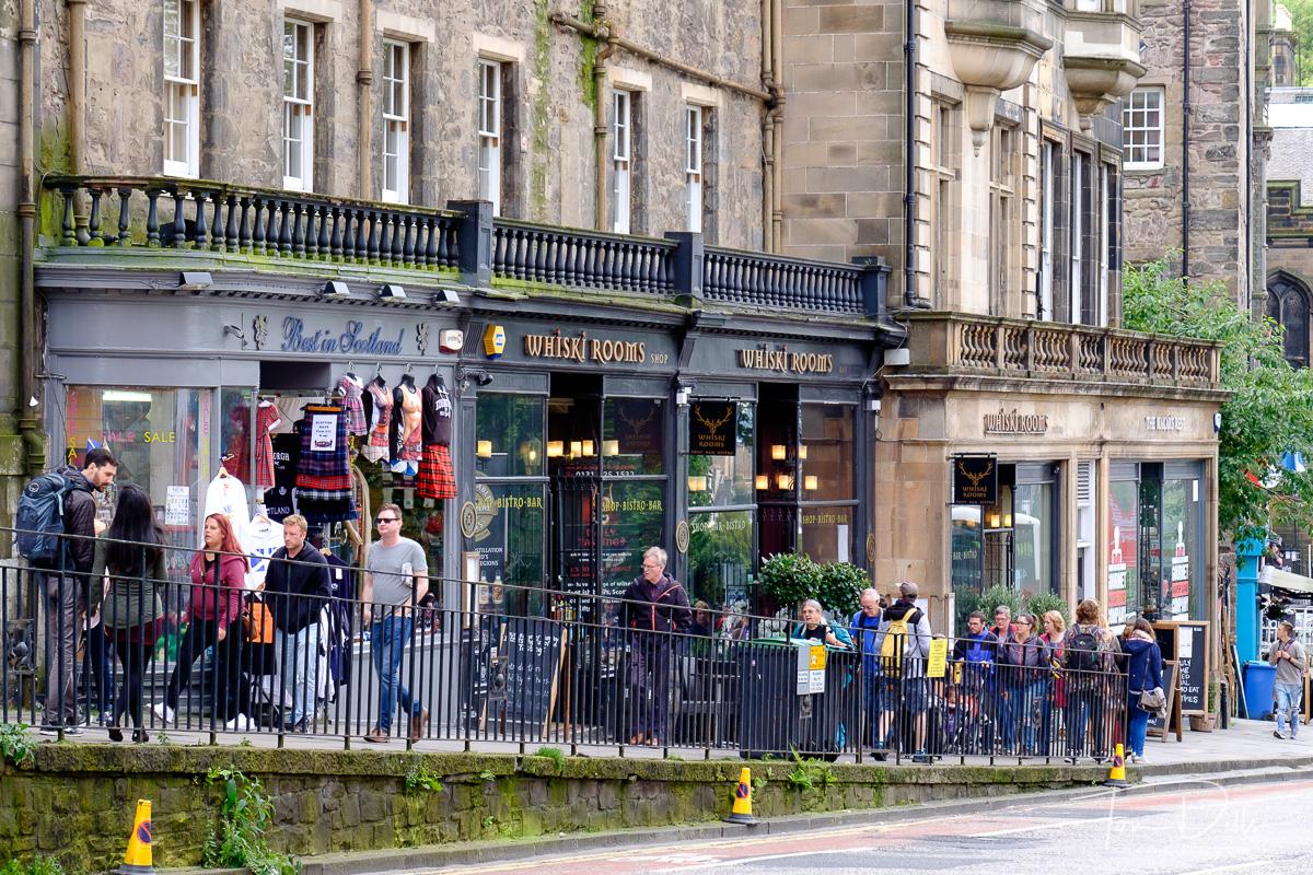 Scene from around Edinburgh