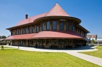 The Historic Hamlet Depot is the only Victorian Queen Anne passenger station in North Carolina. It was built in 1900, as a passenger station and division headquarters for the Seaboard Air Line RR.