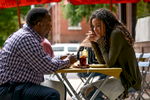 Wendell Pierce and Jurnee Smollette-Bell