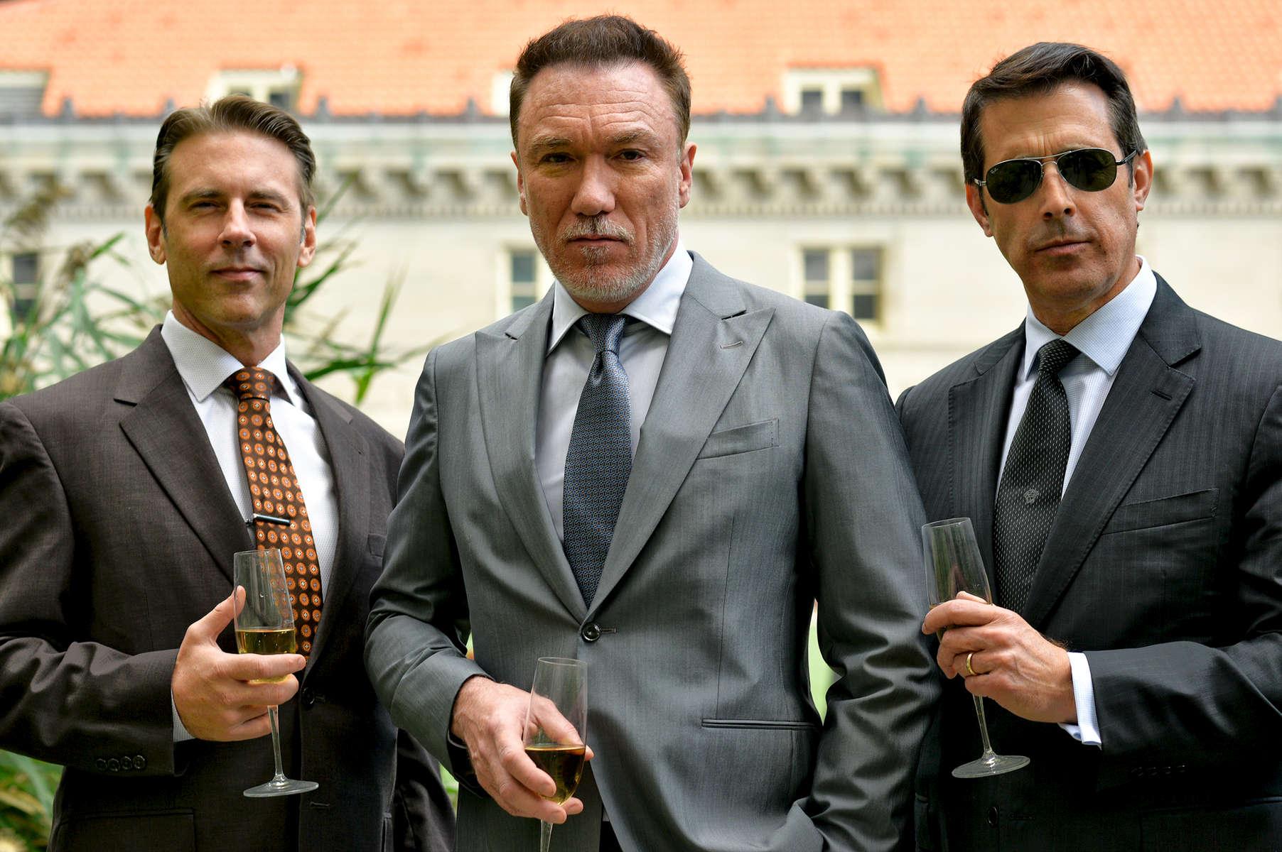 Actors for The Blacklist episode.