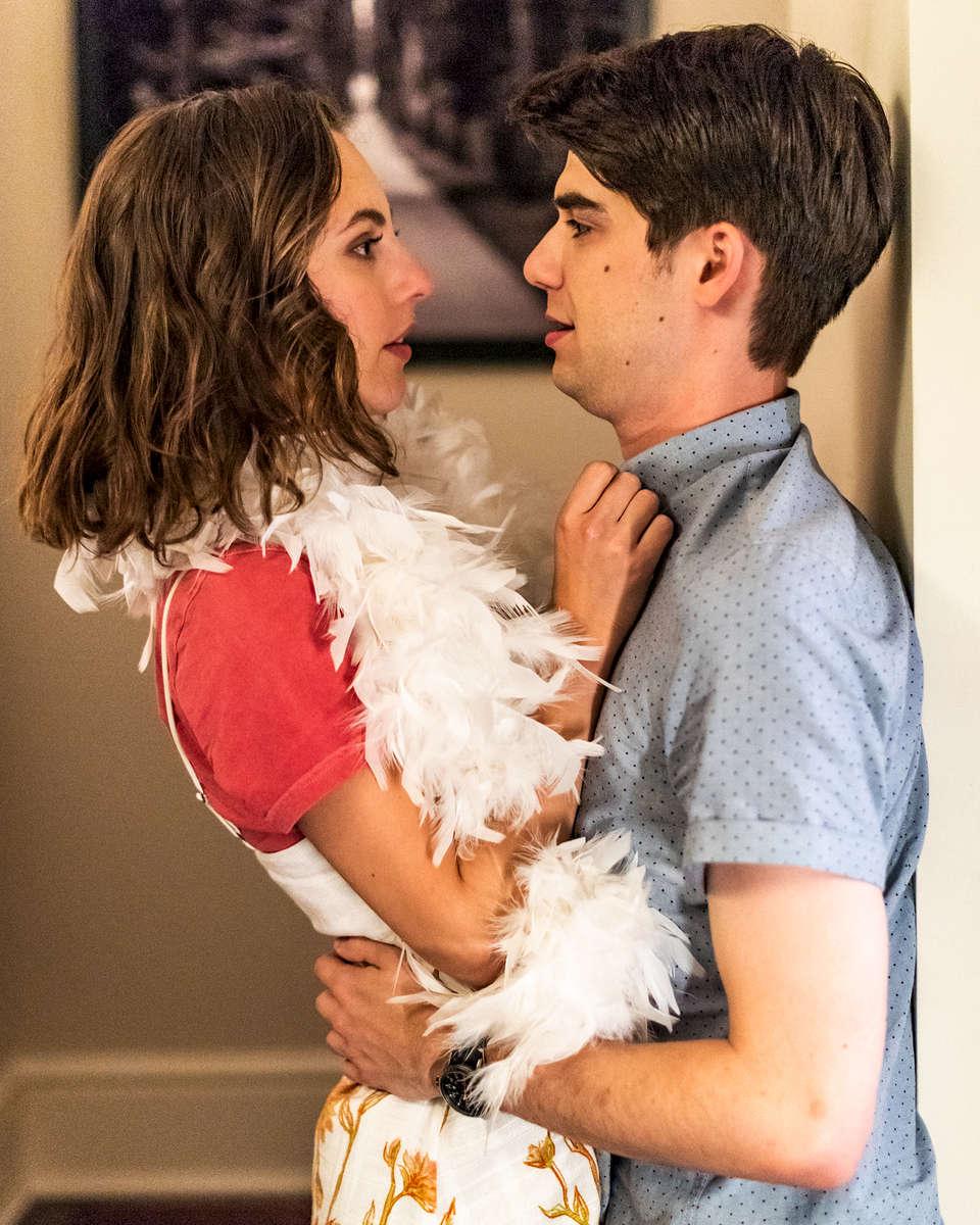 Madeline Weinstein, Daniel Doheny