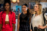 DaWanda Wise, Gina Rodriguez, Brittany Snow