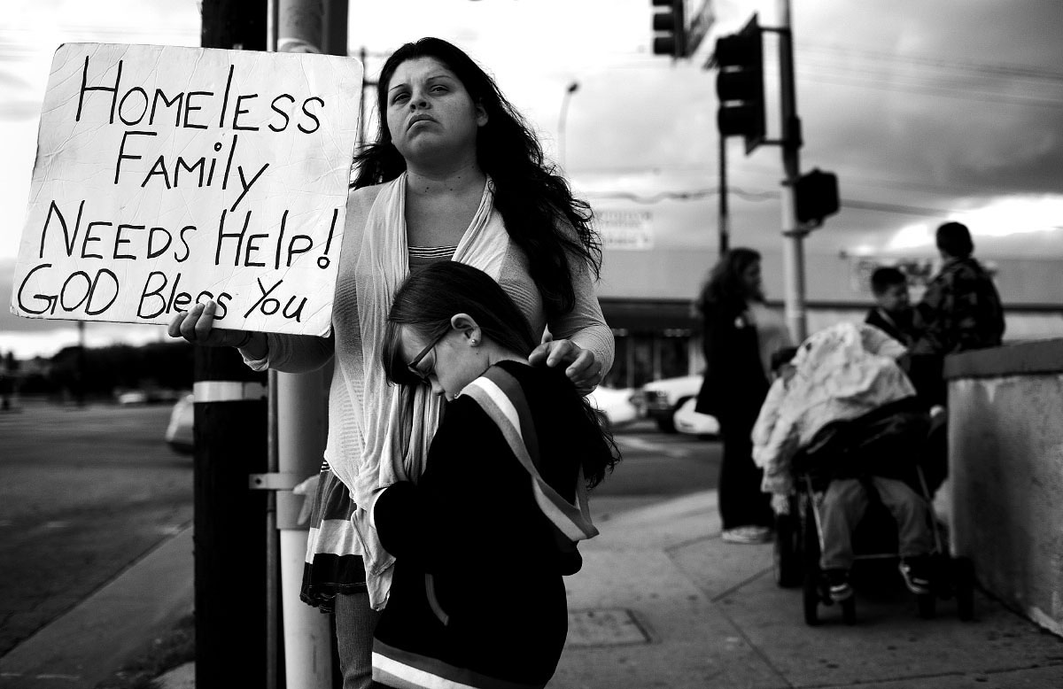 homeless photo essay