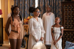 KiKi Layne, Bella Murphy and Akiley Love star in COMING 2 AMERICA Photo: Quantrell D. Colbert© 2020 Paramount Pictures