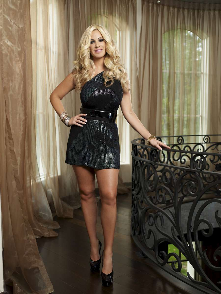THE REAL HOUSEWIVES OF ATLANTA -- Season:3 --Pictured: Kim Zolciak -- Photo by: Quantrell Colbert/Bravo