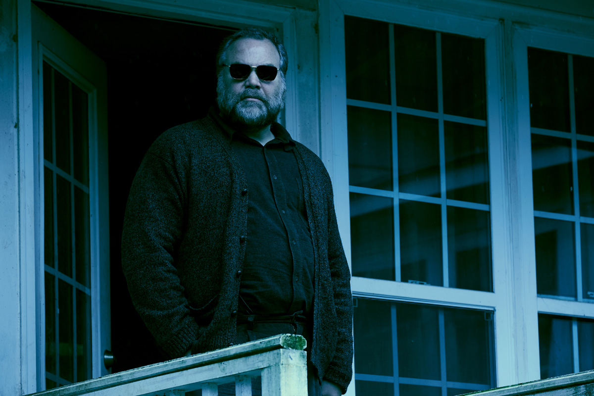 Vincent D'Onofrio as Burke in the film RINGS by Paramount Pictures