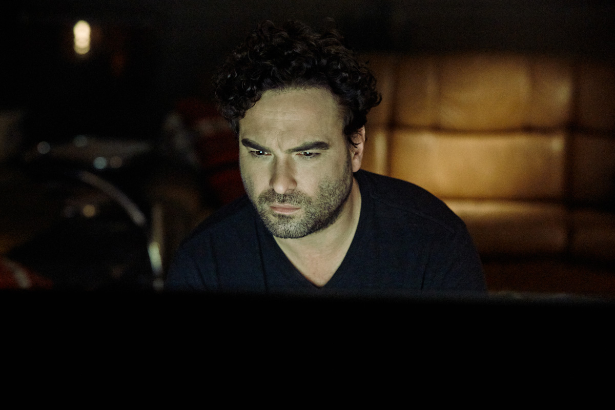Johnny Galecki as Gabriel in RINGS by Paramount Pictures