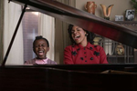 R_02930_RCSkye Dakota Turner stars as Young Aretha Franklin and Audra McDonald as her mother Barbara inRESPECT, A Metro Goldwyn Mayer Pictures filmPhoto credit: Quantrell D. Colbert
