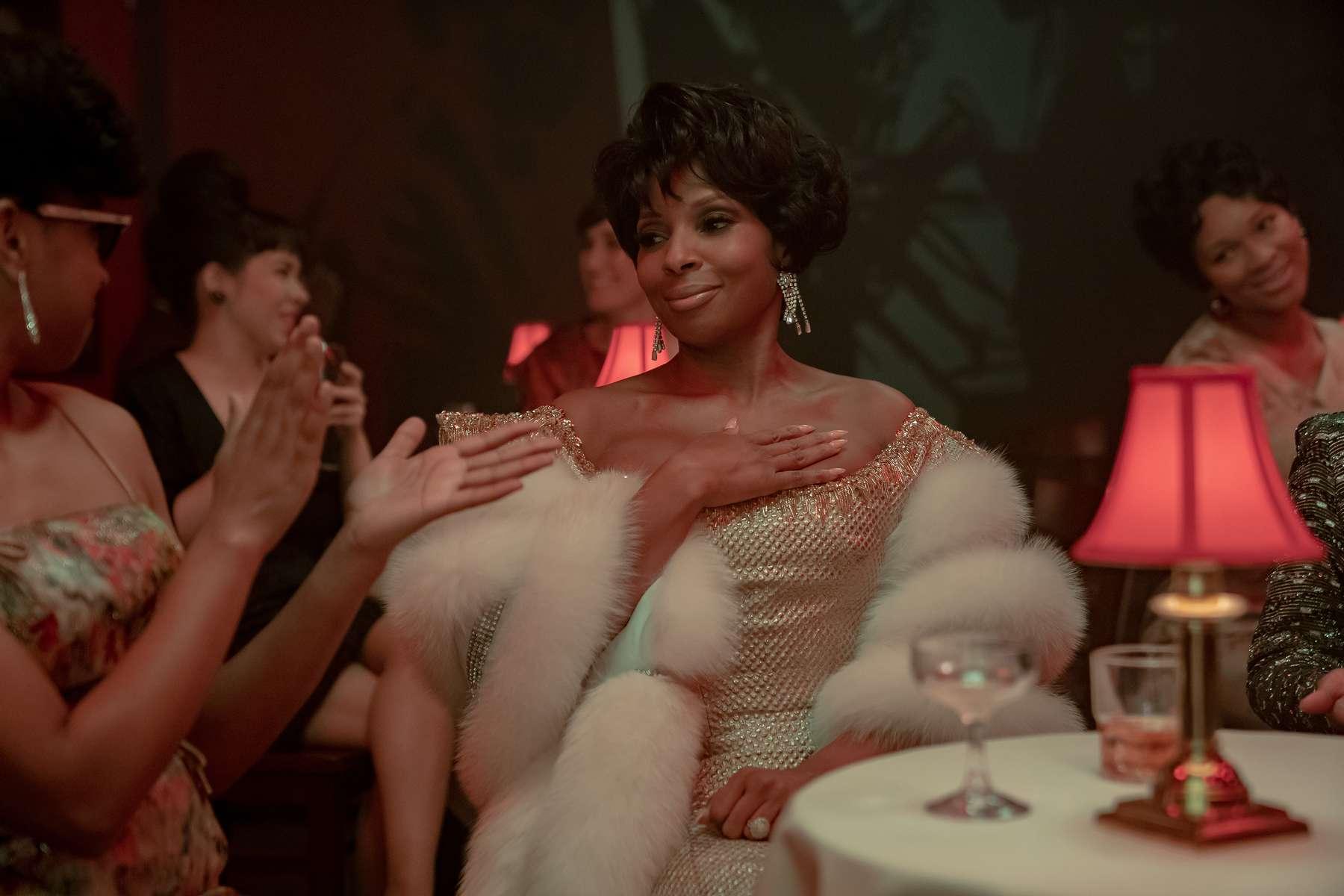 R_08762_RMary J. Blige stars as Dinah Washington inRESPECT, A Metro Goldwyn Mayer Pictures filmPhoto credit: Quantrell D. Colbert