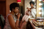 R_09165_RCJennifer Hudson stars as Aretha Franklin and Mary J. Blige as Dinah Washington inRESPECT, A Metro Goldwyn Mayer Pictures filmPhoto credit: Quantrell D. Colbert
