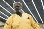 Shaquille O Neal as {quote}Big Fella{quote} in UNCLE DREW. Photo courtesy of Lionsgate.