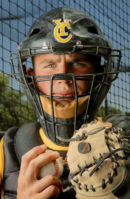 Yuba City High catcher Max Stassi was a fourth round selection of the Oakland Athletics.