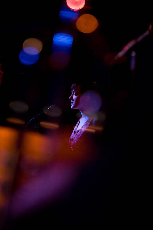 Becca Stevens and BjorkestraJazz Standard, NYC