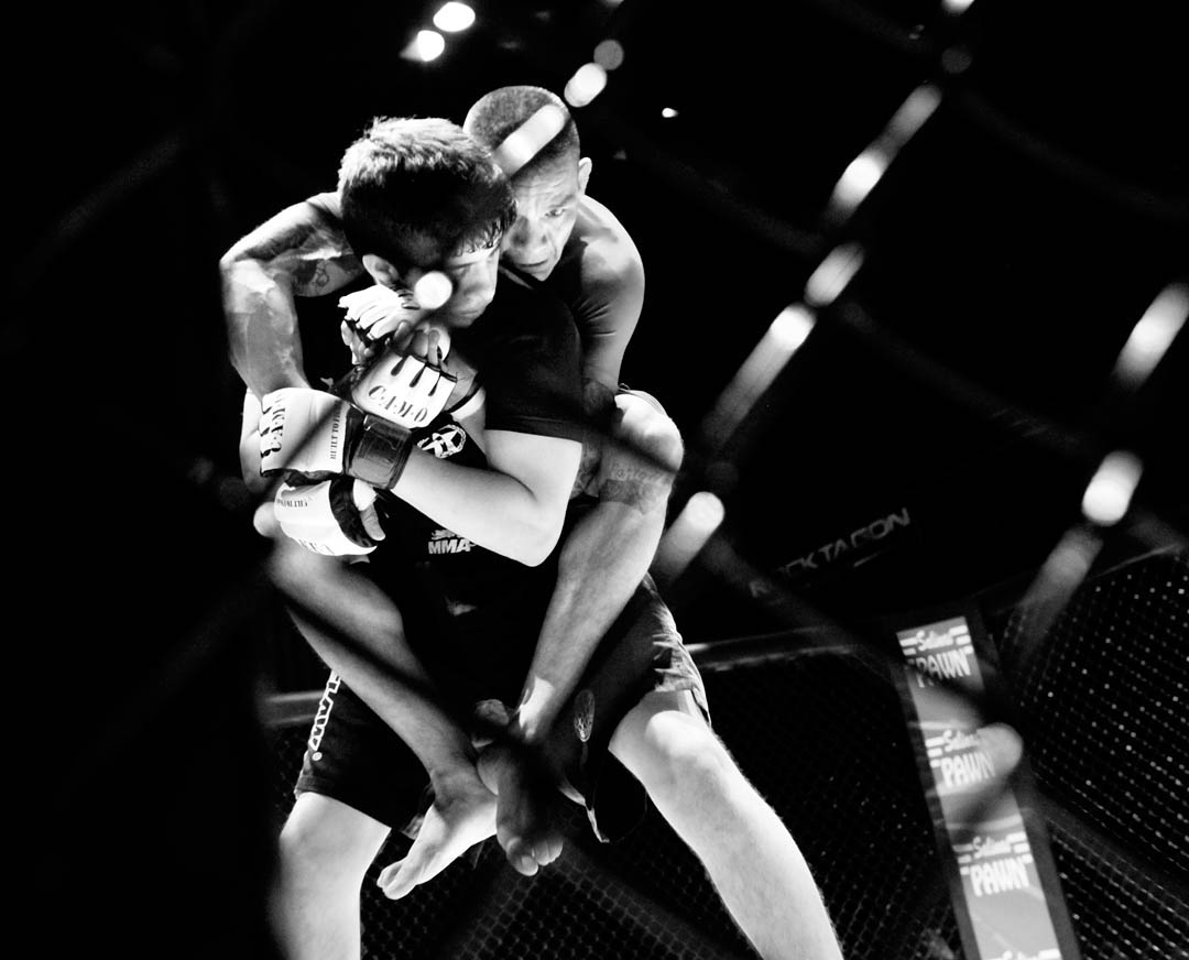 CageFighting21