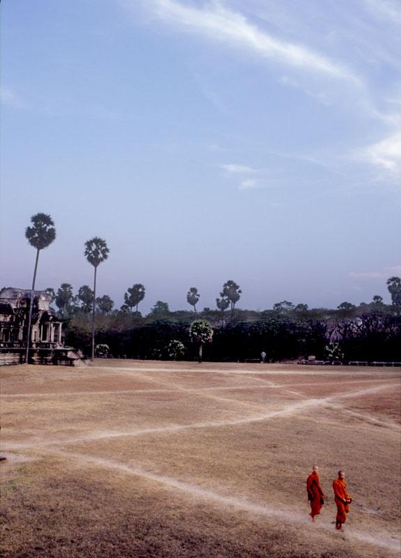 Angkor Wat, Cambodia 2001