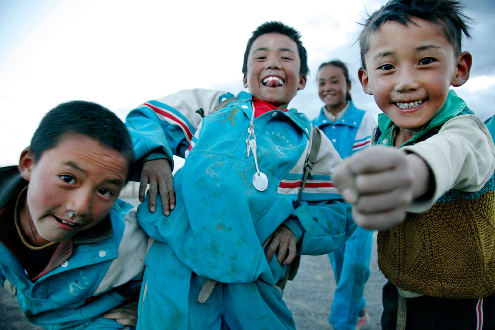Old Tigre, Tibet 2005