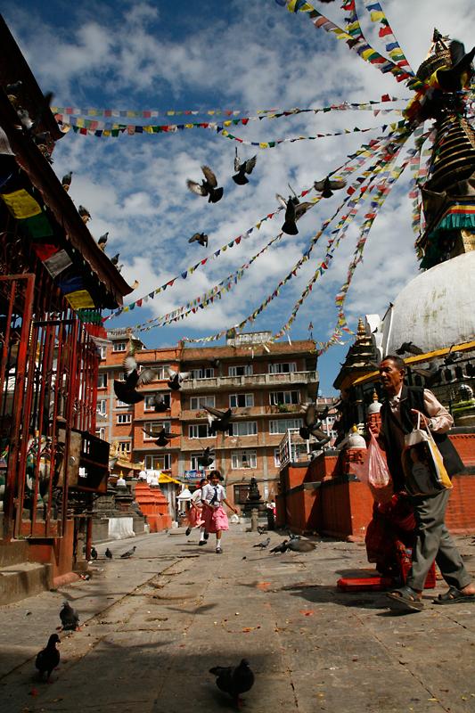 Katmandu, Nepal 2005