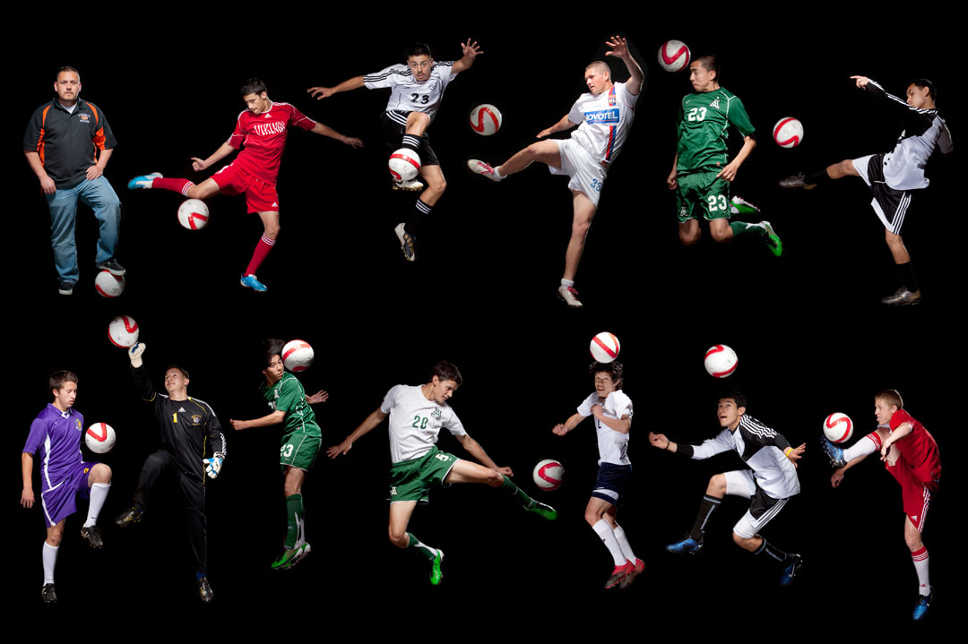 The Salinas Californian's 2011 All-County boys soccer team.