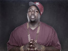 Photographic portrait of Houston rap legend, Trae Tha Truth of Grand Hustle/ABN.
