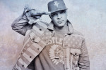 Photographic portrait of Atlanta hip hop artist and actor, T.I.