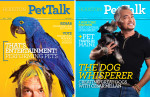 PET TALK MAGAZINE COVERS