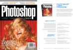 PHOTOSHOP USER MAGAZINE COVER + FEATURE