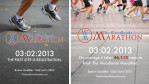 THE WOODLANDS MARATHON2013 AD CAMPAIGN