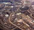 Tar Sands mine site.