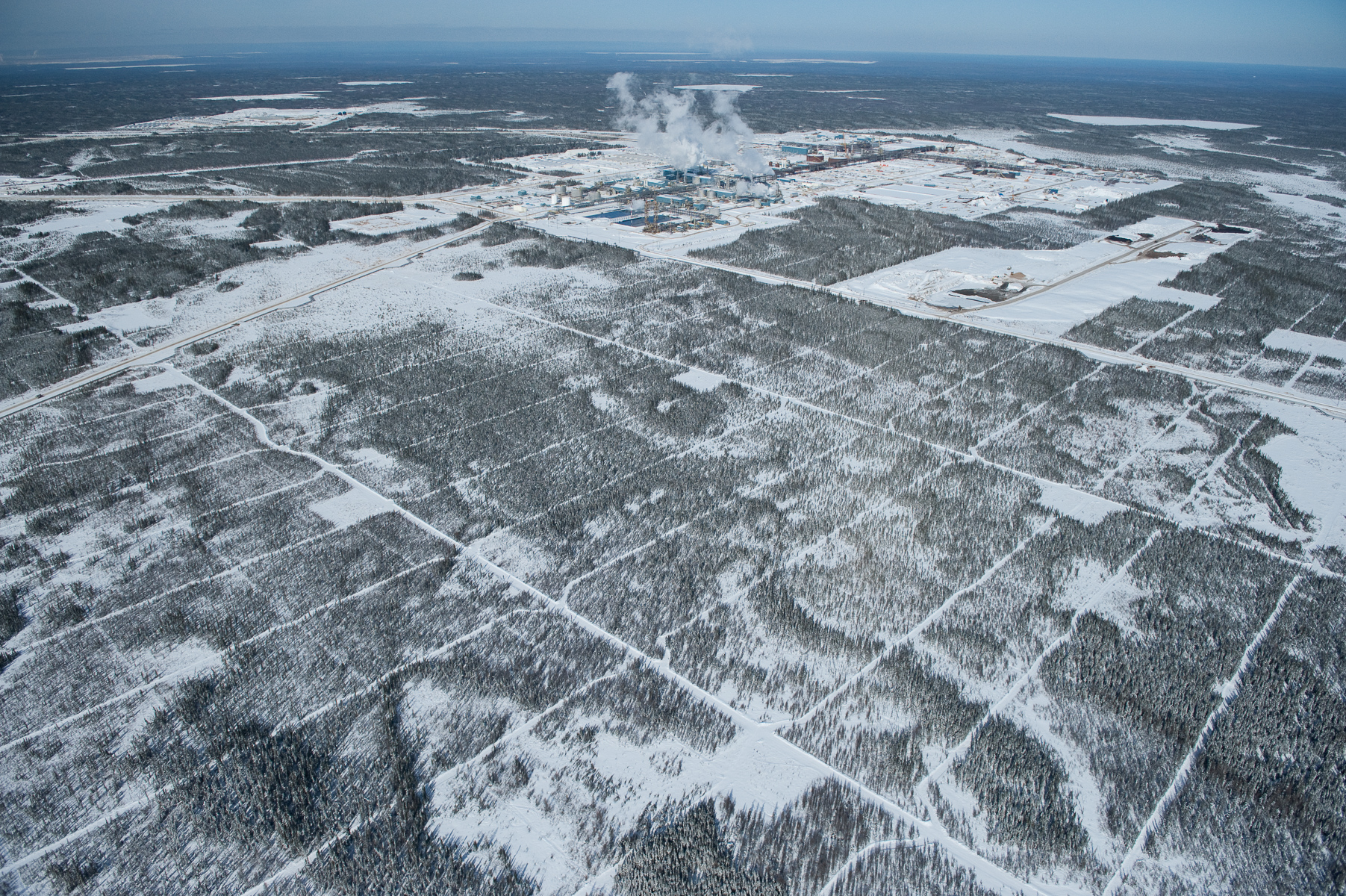 Tar Sands, March 2010