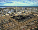 "The refining or upgrading of the tarry bitumen which lies under the Tar Sands consumes far more water and energy than conventional oil and produces significantly more carbon.24""x30""          Edition of 10          $150035""x45""          Edition of 10          $3200*40""x50""         Edition of 5            $6000*Exhibition print:40""x50"" archival pigment print on Hahnemuhle bamboo, bonded to aluminum."