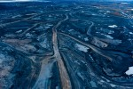Alberta Tar Sands, also know as Oil Sands, mine.