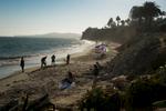 Sunset photo walk in Montecito and Santa Barbara. Photos by ©Anacleto Rapping