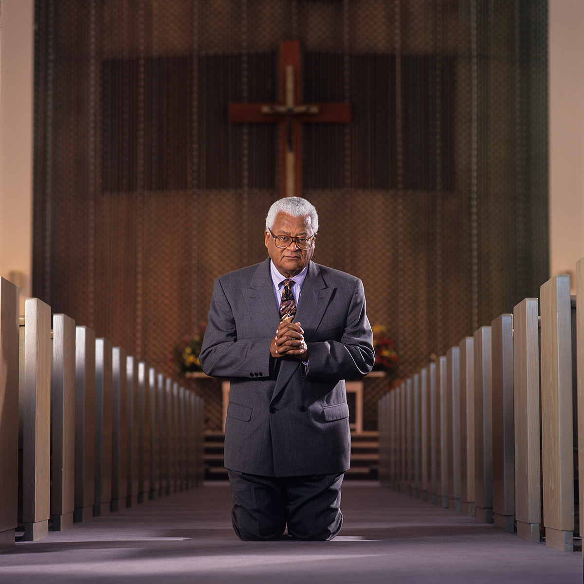 Reverend Jim Lawson