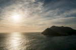 Sunset from Chapmans Peak overlooking Hout Bay.  South Africa 9/3/2012.  Photographs by Anacleto Rapping ©2012