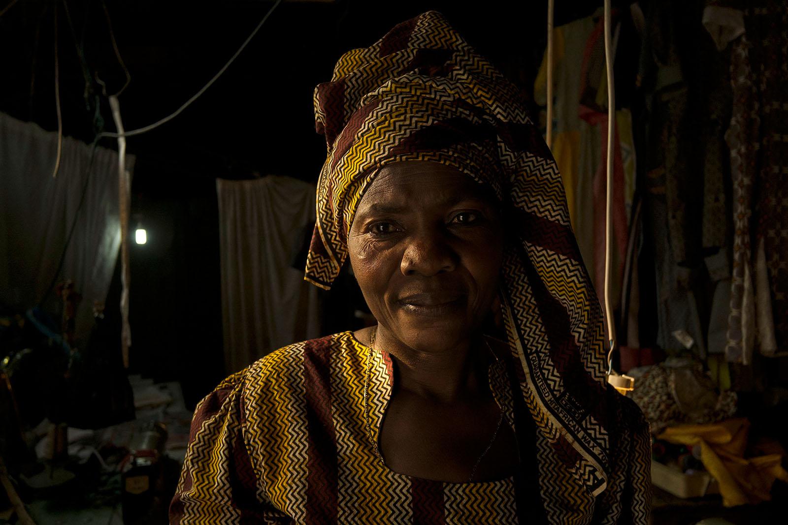 Judith Opah Dube