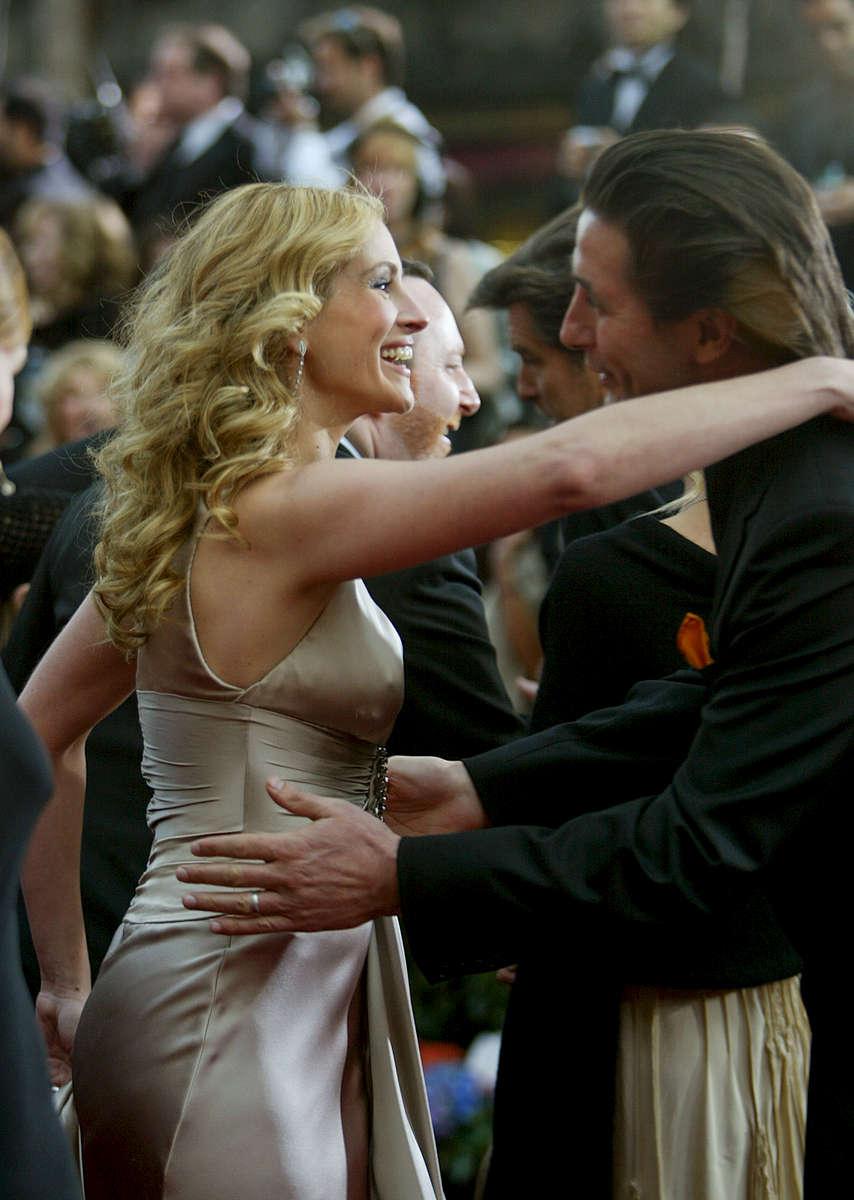 Julia Roberts and Billy Baldwin