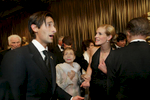 Adrien Brody and Julia Roberts